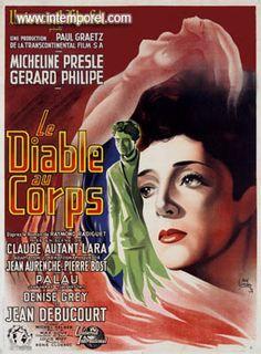 LE DIABLE AU CORPS de Claude Autant-Lara (1947)