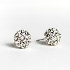 Fireball studs from CHARMING CHARLIE Omg I have been wanting a pair of these type of earrings!!!