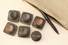 Bobbi Brown Long Wear Gel Sparkle Shadow and Liner