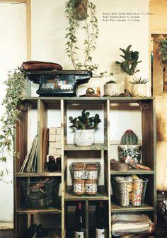 journal standard Furniture - 2012 Catalogue Rusticity  Urbanity style:BAYCREW'S BRAND CATALOG