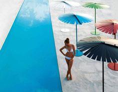 Sonnenschirm Ensombra in mehreren Farben erhältlich