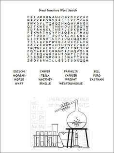 Benjamin Franklin Wordsearch, Crossword Puzzle and More