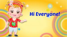 If your child is a fan of Baby Hazel nursery rhymes, record a high-quality video of your child watching any of the Baby Hazel Nursery Rhymes, upload it on YouTube and email us the link at axis.promotion1@gmail.com. Your video title should have our channel name, Baby Hazel Nursery Rhymes