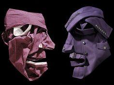 Eco Clothing Origami Sculptures « Randommization