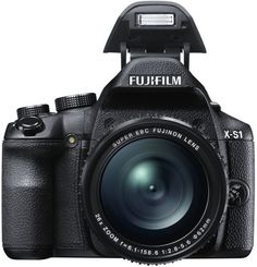 Huge Price drop! Buy Fujifilm Finepix X-S1 #Mirrorless #Camera with 62mm Lens for Rs 29,000 at  #Snapdeal   From Fujifilm's X series of premium digital cameras comes the X-S1, which represents a new breed of bridge cameras enhanced with the latest standards in design and performance.  #Fujifilm #Camera #Shopping #India #Deals #Offers