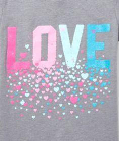 Summer Girls, Kids Girls, Kids Nightwear, Kids Graphics, Valentine Heart, Nursery Prints, True Love, Knitwear, Kids Outfits