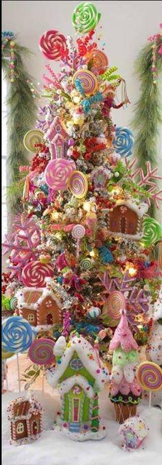 Christmas Lollipop Decoration to your Christmas tree.
