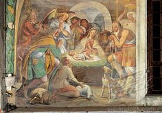 birth of jesus christ fine art | Credit: Photoservice Electa / Universal Images Group / SuperStock