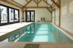 Exposant TuinIdee 2014 Backyard Pool Designs, Swimming Pool Designs, Backyard Pools, Pool Decks, Pool Landscaping, Natural Swimming Pools, Indoor Swimming Pools, Lap Pools, Natural Pools