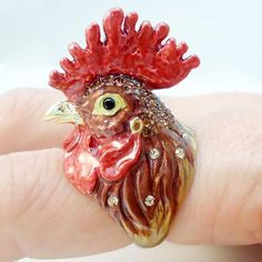 cock ring...literally!