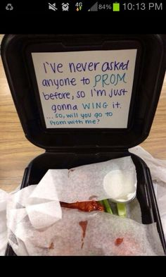 I'm doing this if mark can ever go with me to formal before graduation