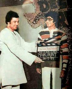 Rajesh Khanna, Amitabh Bachchan, Movie Posters, Movies, Films, Film Poster, Cinema, Movie, Film