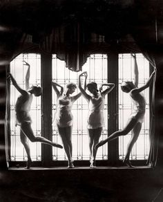 Let us dance - 1930's Thought it looked beautiful!!