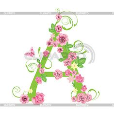 http://img.cliparto.com/pic/xl/183653/3078429-decorative-letter-a-with-roses.jpg