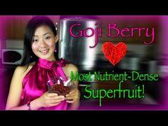 Goji Berry: Beauty & Health Benefits!