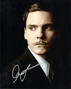 Daniel Bruhl - omg....the moustache!   only he could look good with one!