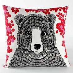 #Bear #Cushion #pillow