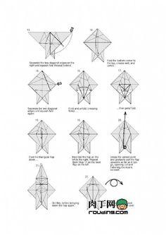 Brilliant Origami Eagle Origami Origami Eagle Origami Eagle Wiring Digital Resources Operbouhousnl