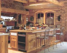 Great website for basic kitchen layout ideas of anykind!