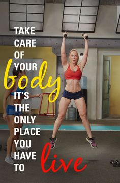 You body deserves the best! Treat it right. // health // fitness // fitspo // workout // motivation // exercise // 21 Day Fix EXTREME // Quote // Quotes // diet // nutrition // Inspiration