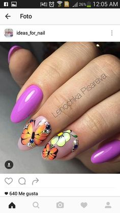 Transparent gel polish manicure with fashionable patterns - Nailtrends White Manicure, Gel Polish Manicure, Nail Nail, Pedicure Designs, Nail Art Designs, Spring Nails, Summer Nails, Color Dust, Transparent Nails
