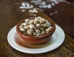 If your in Seville during snail season, it's definitely a must to try!   devoursevillefoodtours.com