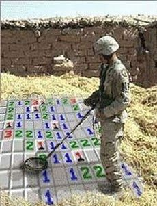 Minesweeper... (Buscaminas)