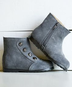 Look at this Black Blink Stomp Boot - Kids on #zulily today ...