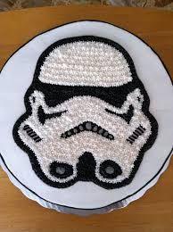 Resultado de imagen para star wars stormtrooper cake