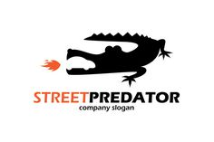 Street Predator-Automotive Logo Templates Street**Predator**- ai and - High Resolutions- Font Link by Mangga Design Business Brochure, Business Card Logo, Cafe Logos, Logos Ideas, Automotive Logo, Clever Logo, Branding, Company Slogans, Photoshop Brushes