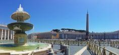 St Peter's Basilica 🇮🇹كنيسة القديس بطرس  #easttowestadventures #travelbloggers #travelphotography #Rome #Vaticancity #pantheon #colusseum #stpetersbasilica #trevifountain #Italy #Europe #museums #trevifountain #makeawish #pontecestio #tiberriver  #تصويري #مدونة #سفر #سافر #مسافرون #مسافرون_العرب #مغامرات_من_الشرق__الى_الغرب  #ايطاليا #روما #الفاتيكان #نافورة_تريفي #بانثيون #كولوسيوم #اوروبا