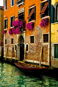 Venice Façade | Photo By Harry Spitz