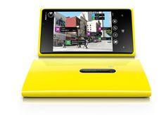Nokia Lumia 920...
