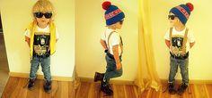 To zdjecie udział bierze dowcipniś konkursie Modne Dziecko http:// allegro.pl / dzial / Dziecko STYL: Kolor & print