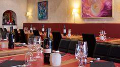 La Stanza  Chef-kok Massimiliano Tocci zet de authentieke Zuid-Italiaanse keuken op het menu en verwent zijn gasten met zelfgemaakte pasta's, heerlijke aroma's, een sublieme wijnkaart en een oprecht warme sfeer.  contact openingsuren t. 016 50 30 66 Wandelingstraat 8 3000 Leuven Stuur een bericht naar La Stanza