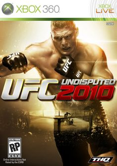 UFC Undisputed 2010 by THQ - XBOX 360 Rated TEEN Used - excellent used condition, comes with original case and manual So . you want to be a fighter? UFC Undisputed 2010 is the only mixed martial arts (MMA) videogame that delivers the action, int. Playstation, Mma, Nintendo, Ufc Fighters, Latest Video Games, Video Game Collection, Videos, Thing 1, Wrestling