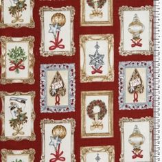Balmoral Picture Frames - Materiale textile online