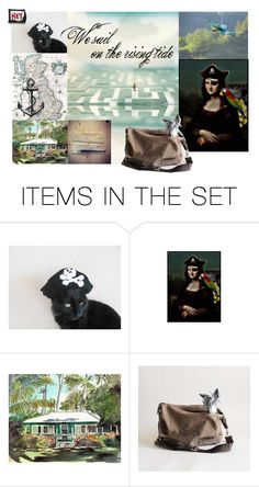 """""""We sail on the rising tide"""" by annacullart ❤ liked on Polyvore featuring art and artflashmob1"""