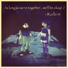 Teen titans robin quote ♡