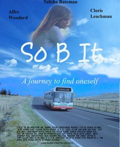 So B It movie poster.