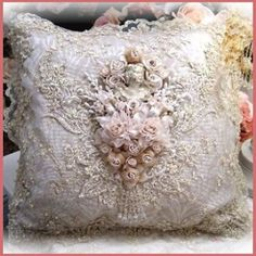 Gilded opulence square pillow-inspiration