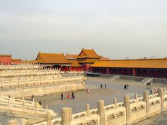 "I took this picture in the Forbiden City in Beijing, China 故宫博物院 Forbidden City in 北京市, 北京市 <a data-pin-do=""buttonFollow"""