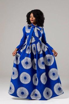 African clothing for women African maxi dress Dashiki maxi African Fashion Designers, African Inspired Fashion, African Print Fashion, Ethnic Fashion, African Prints, Ankara Fashion, Women's Fashion, Fashion Outfits, African Wear