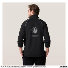 Shop PGS Men's American Apparel Fleece Hoodie created by PresidioGrad. Latest Mens Fashion, Fashion Tips, Fashion Design, Men's Fashion, Fleece Hoodie, Sustainable Fashion, American Apparel, Graphic Sweatshirt, Hoodies
