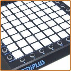 midiplus smartpad controlador midi usb pads para ableton
