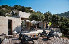 Una casa vacanze in Corsica in perfetta sintonia con la natura