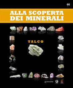 Uscita 66 - Talco #minerali #edicola #collezione