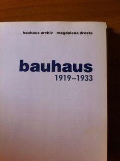 bauhaus fonts via @jubaloo_