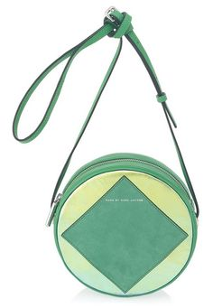 Marc by Marc Jacobs Shape Up Jackson Bag in Emerald Multi