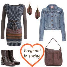 Pregnant in spring